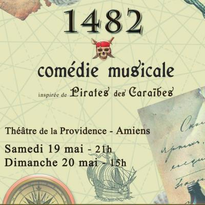 Comedie musicale 2012 : '1482'